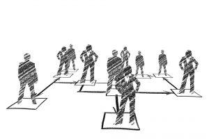 cargos e salários de uma empresa