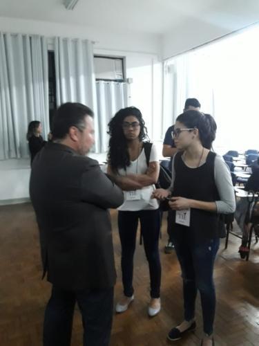 Palestra Julio Amorim